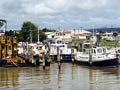 Boats on the Kaipara
